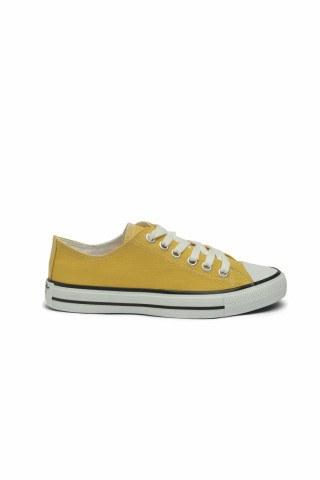 Erkek Ayakkabı - HARDAL SARISI