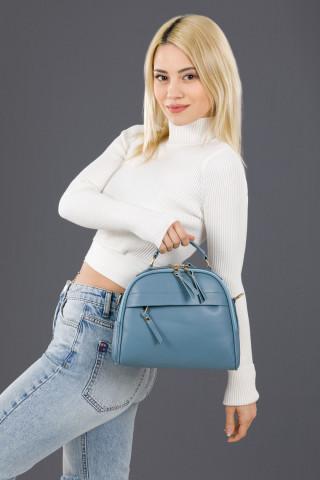 Kadın Mini K Model El ve Omuz Çantası