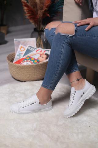 Kadın Ortopedik Taban Sneaker