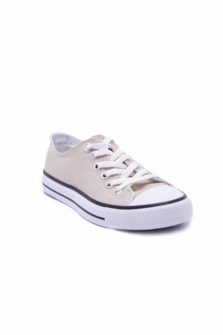 Unisex Bej Sneaker
