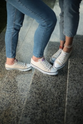 Unisex Ayakkabı - Bej