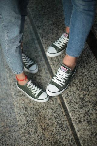 Unisex Ayakkabı - Haki
