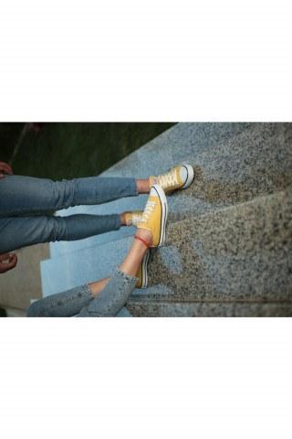 Unisex Ayakkabı - Sarı