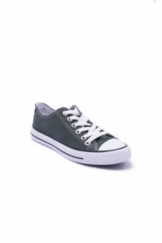 Unisex Haki Sneaker